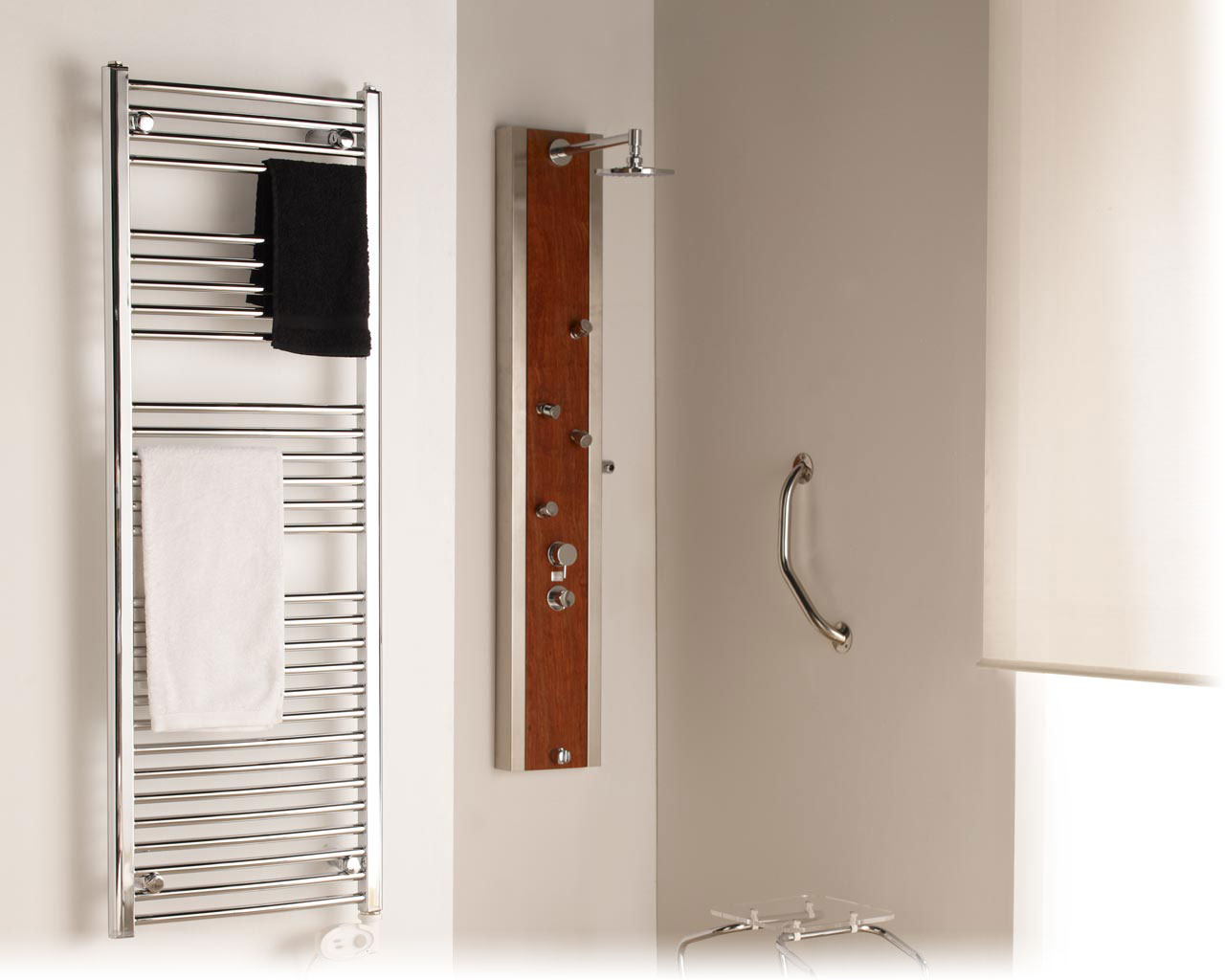 Oxil s l toalleros radiadores for Artefactos electricos para banos